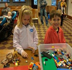 Lego/Thomas Playgroup