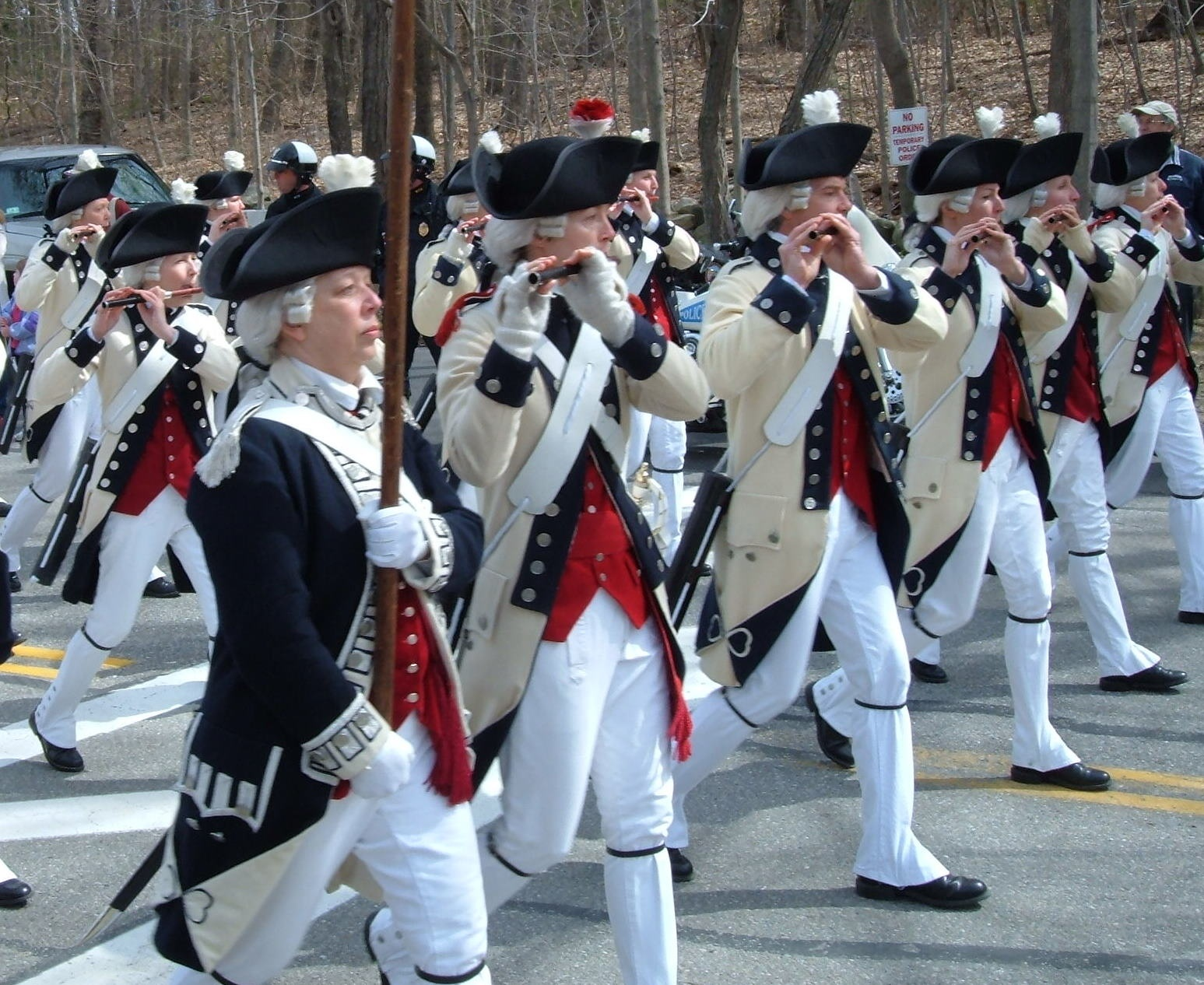 TML Closed for Patriots Day – Thayer Memorial Library